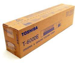 6AK00000016 T-6000E Toshiba тонер для копиров e-STUDIO520/600/720/850 1 шт. (60100 отпечатков)