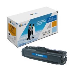 NT-C4092A (EP-22) G&G Тонер-картридж для HP LaserJet 1100/3200 Canon LBP-1110/1120 (2500стр)