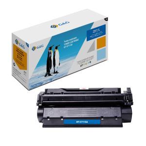 NT-C7115A G&G Тонер-картридж для HP LaserJet 1000/1005/1200/3300/3320/3330 Canon LBP-1210 (2500 стр)