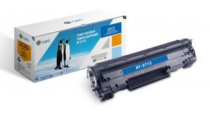 NT-C712 G&G Тонер-картридж для HP Laserjet P1005/P1006 Canon LBP-3050/3100/3150/3010/3018 (1500 стр)