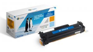 NT-CC531A G&G Тонер-картридж голубой для HP  Color LaserJet CM2320/CP2025 Canon MF8330/8350 (2800стр