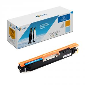 NT-CE311A G&G Тонер-картридж голубой для HP Color LaserJet CP1025/1025nw, Canon LBP-7010C (1000стр)