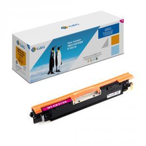 NT-CE313A G&G Тонер-картридж пурпурный для HP Color LaserJet CP1025/1025nw, Canon LBP-7010C 1000стр