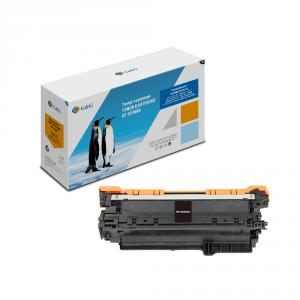NT-CE400A G&G Тонер-картридж черный для HP LaserJet Enterprise 500 color M551 (5500 стр)