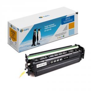 NT-CE410A G&G Тонер-картридж черный для HP LaserJet Pro 300 color M351 Pro400 color M451 (2200стр)