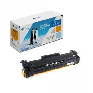 NT-CE410X G&G Тонер-картридж черный для HP LaserJet Pro 300 color M351 Pro400 color M451 (4000стр)