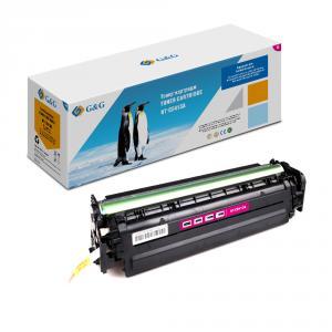 NT-CE413A G&G Тонер-картридж пурпурный для HP LaserJet Pro300 color M351 Pro400 color M451 (2600стр)
