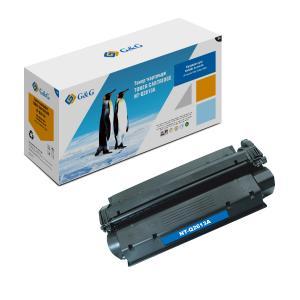 NT-Q2613X G&G Тонер-картридж увеличенной емкости для НР LaserJet 1300 (4000 стр)