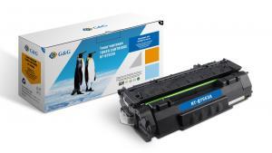 NT-Q7553A G&G Тонер-картридж для HP LaserJet P2015 M2727 (3000стр)