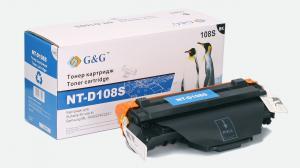 NT-D108S G&G Тонер-картридж для Samsung ML-1640/2240/2241 (1500стр)