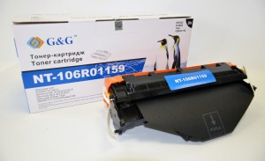 NT-106R01159 G&G Тонер-картридж для Xerox Phaser 3117/3124/3125 Samsung ML-1610/2010 (3000стр)