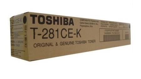 6AJ00000041 T-281C-EK Toshiba Тонер black для e-STUDIO281C/351C/451C