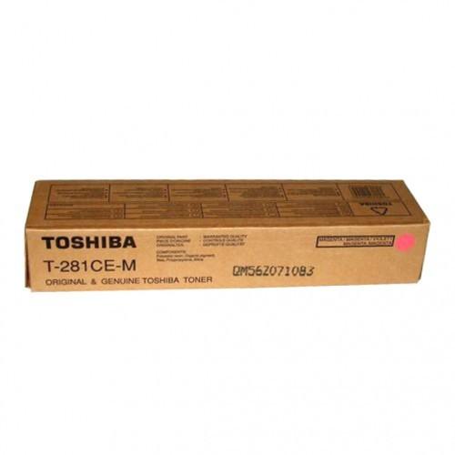 6AK00000047 T-281C-EM Toshiba тонер пурпурный для копиров e-STUDIO281c/351c/451c