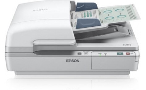 B11B205231BT  Epson WorkForce DS-6500N сканер A4