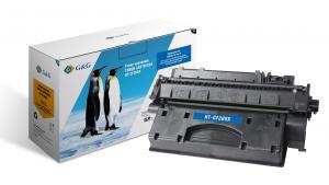 NT-CF280X G&G  Тонер картридж для HP LaserJet Pro400 M401/M425 (6900стр)