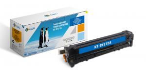NT-CF212A G&G Тонер картридж желтый для НР LaserJet Pro200 Color M251n/M251nw/M276n/M276nw (1800стр)