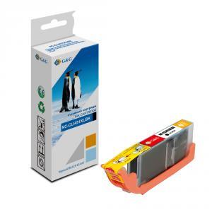 NC-CLI-451-XLBK G&G струйный черный картридж для Canon Pixma MG5440/6340 IP7240
