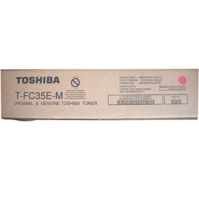 6AJ00000052 T-FC35EM - Тонер для e-STUDIO2500C/3500C/3510C пурпурный