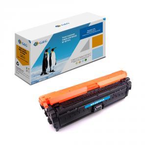 NT-CE741A G&G Тонер-картридж голубой для НР LaserJet CP5225/CP5225N/CP5225DN (7300стр)
