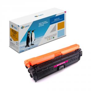 NT-CE743A G&G Тонер-картридж пурпурный для НР LaserJet CP5225/CP5225N/CP5225DN (7300стр)