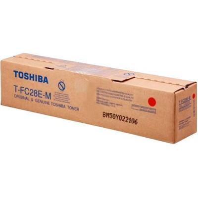 T-FC28EM Toshiba тонер пурпурный для копиров e-STUDIO2330c/2820c/3520c/4520c 1 шт. (24000 отпеч.)