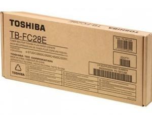 6AG00002039 TB-FC28E Toshiba Бункер для отработанного тонера для e-STUDIO2040CSE/2540CSE/3040CSE/354