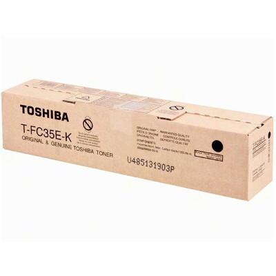 6AJ00000051 T-FC35EK Toshiba тонер черный копиров для e-STUDIO2500c/3500c/3510c 1 шт
