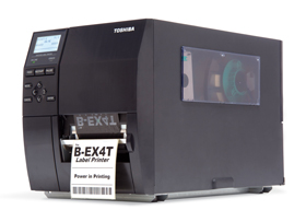 18221168768 Toshiba Принтер термотрансферный B-EX4T1-GS12-QM-R(D) 200 dpi