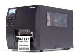 18221168769 Toshiba Принтер печати этикеток (300 dpi) B-EX4T1-TS12-QM-R(D)