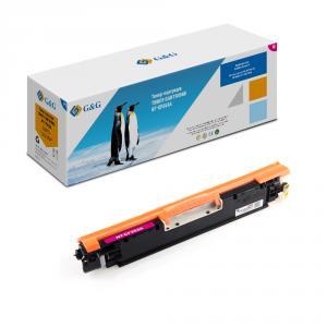 NT-CF353A G&G Тонер-картридж пурпурный для НР LaserJet Pro Color M176/176FN/M177/M177FW (1000стр)