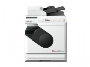DP-2802AM МФУ Toshiba e-STUDIO2802AM A3, 28 отп/мин,ADF,дупл,USB2.0/Ethernet10/100BaseTX,ф/б, дев
