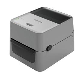 18221168804 Toshiba Принтер B-FV4D-GS14-QM-R с прямой термопечатью (203 dpi) (USB+Ethernet+RS-232C)