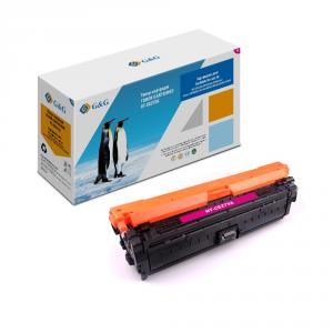 NT-CE273A G&G Тонер-картридж пурпурный для НР Color LJ CP5525n/dn/xh Canon LBP9100-9600 (15000стр)