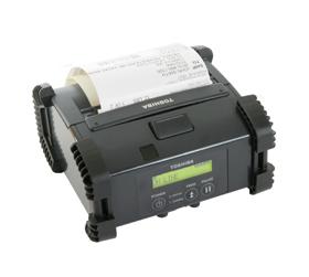 18221168873 Toshiba B-EP4DL-GH32-QM-R(N) Принтер печати этикеток 203dpi, 4 дюйма, USB, IrDA, Bluetoo