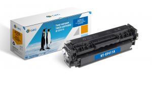 NT-CF411A G&G Тонер-картридж голубой для НР LaserJet Color M452 dn/dw/nw M477 fdn/fdw/fnw (2300стр)