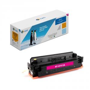 NT-CF413A G&G Тонер-картридж пурпурный для НР LaserJet ColorM452 dn/dw/nw M477 fdn/fdw/fnw (2300стр)