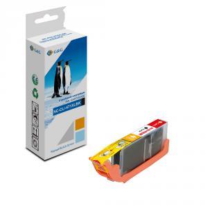 NC-CLI-471XLBK G&G струйный черный картридж для Canon Pixma  MG5740/6840/7740 10,8ml