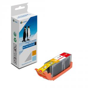 NC-PGI-470XLBK G&G струйный черный картридж для Canon Pixma  MG5740/6840/7740 21.4ml