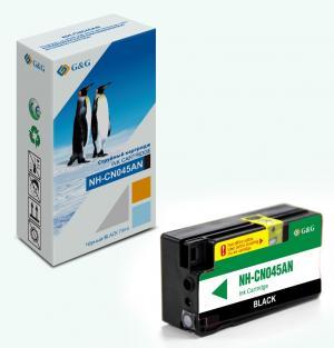 NH-CN045AN G&G струйный черный картридж 950XL для HP OJ Pro 8100/8600-8660/251dw/276dw 73ml