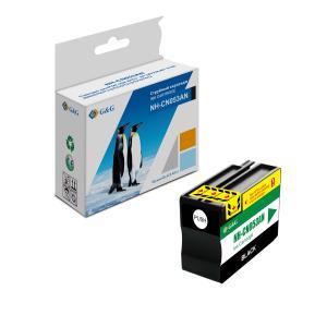 NH-CN053AN G&G струйный черный картридж 932XL для HP OJ Pro 6100/6600/6700/7110/7510/7610/7612 14ml