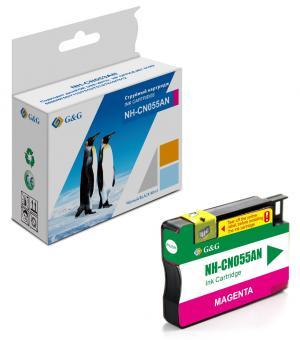 NH-CN055AN G&G струйный пурпурный картридж 933XL для HP OJ Pro 6100-6700/7110/7510/7610/7612 14ml