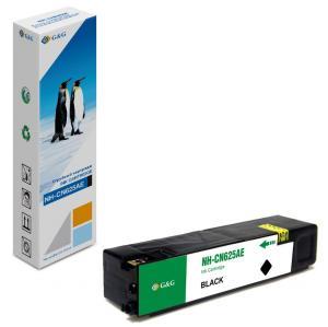 NH-CN625AE G&G струйный черный картридж 970XL для HP OJ Pro X451/551/476/576 /dn/dw 256ml