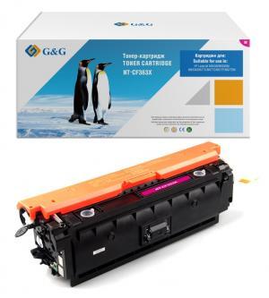 NT-CF363X G&G Тонер-картридж пурпурный для НР LaserJet Pro Color M533/577 c/f/x/z/n/dn (9500стр)