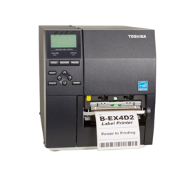 18221168781 Toshiba B-EX4D2-GS12-QM-R термопринтер, 203 dpi