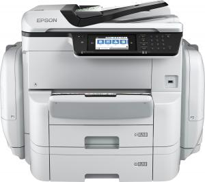 C11CF34401 Epson WorkForce Pro WF-C869RDTWF принтер/копир/сканер/факс A3+
