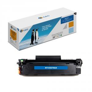 NT-CE278AX G&G Тонер-картридж для НР LaserJet P1560/1566/1606 Canon MF4410/4550/4580 (3000 стр)