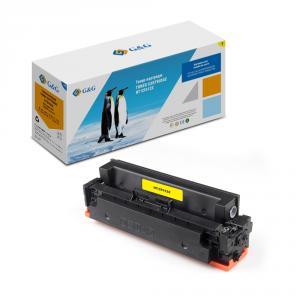 NT-CF412X G&G Тонер-картридж желтый для НР LaserJet Color M452 dn/dw/nw M477 fdn/fdw/fnw (5000стр)