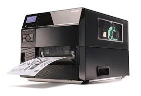 18221168851 Toshiba B-EX6T3-TS12-QM-R Принтер печати этикеток, 300 dpi, USB/Ethernet