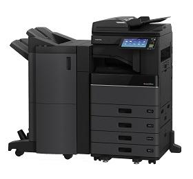 6AG00006453 Toshiba e-STUDIO2500AC цв, без кр, дуплекс, кассета 250л, Ethernet, ф/б, дев, без тонера