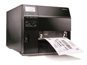 18221168843 Toshiba Принтер с термопереносом B-EX6T1-TS12-QM-R